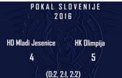 """Zmaga """"članov"""" U-20 na Jesenicah. Sledi Tivolski četrtfinale"""