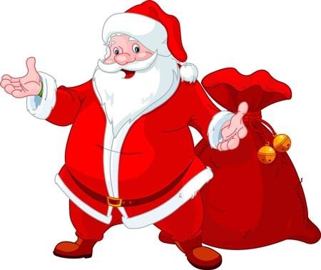 Drsanje z Božičkom