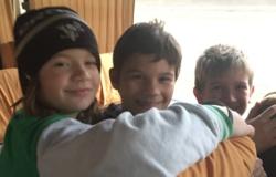 Mlajši dečki odlično prestali tudi test v Beogradu