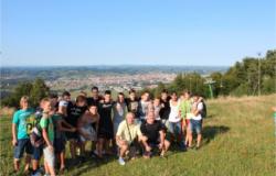 U-16 na Maribor kampu avgusta v 2015/2016