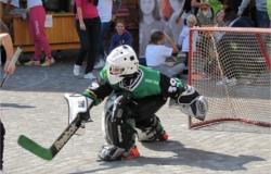 Promocija hokeja v mestu Ljubljana 2015/16