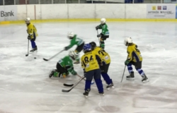 Nov hokejski praznik za Mlajše dečke