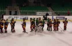 Mlajši dečki zanesljivo v prvi četrtfinalni tekmi državnega prvenstva