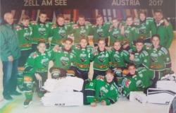 Selekcija U-15 v Avstriji na turnirju odigrala 6 močnih tekem