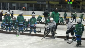 Zmajčki/Hokej Šola Kromeriž 2017, ekipa 2009B