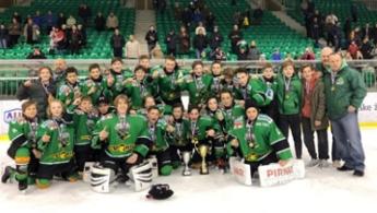 Dečki postali državni prvaki U-14