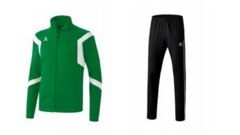 Naročilo klubskih trenirk in ostalih oblačil