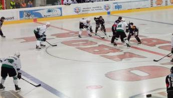 Zmaji za začetek AHL z zmago in porazom