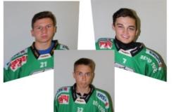 Zmaga ekipe Kadetov (U-16) na prijateljski tekmi s HK Triglav